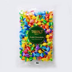 新宿高野フルーツチョコレート 648円(160g)
